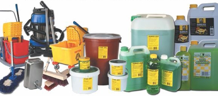 Cleaning supplies wholesale to the trade and public